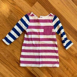 BabyGap striped dress. Size 6-12mo
